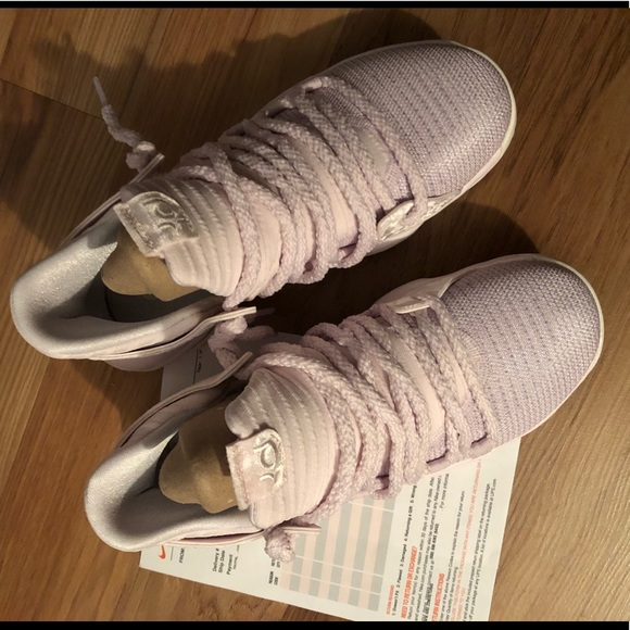 separation shoes 29931 30c34 Brand new KD 10 Aunt Pearl size 5.5y NWT